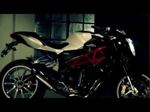 MV Agusta Brutale 2013 en vidéo