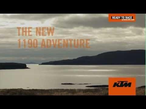 Nouvelle KTM Adventure 2013