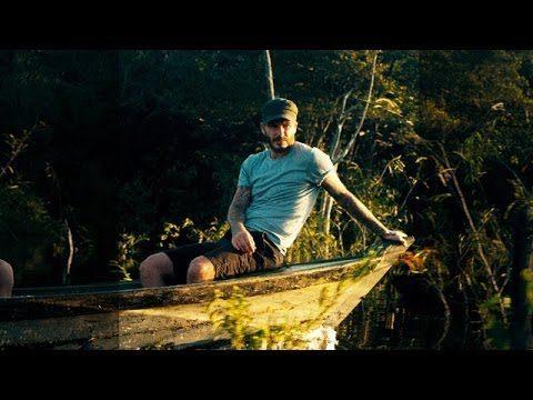 David Beckham croise l'Amazone avec une Triumph Bonneville