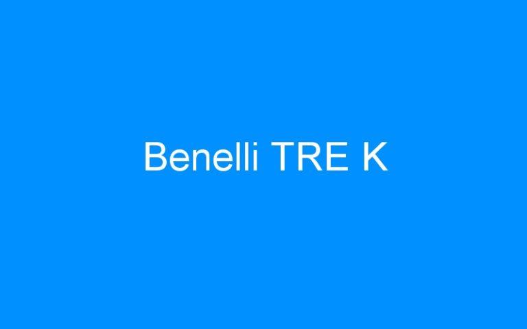 Benelli TRE K