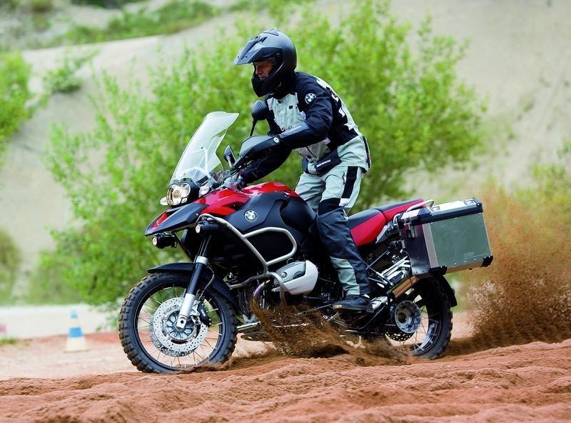 BMW R 1200 GS Adventure: Caractère off-road 2008