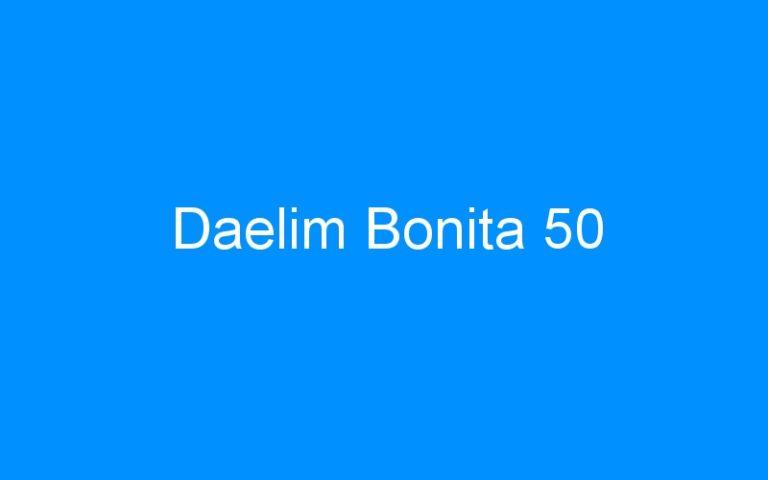 Daelim Bonita 50