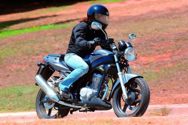 Daelim Roadwin 125 FI: Faucon des villes 2007