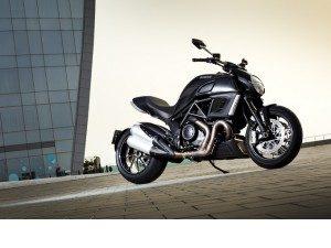 Ducati Diavel Carbon : Pasta all'arrabiata