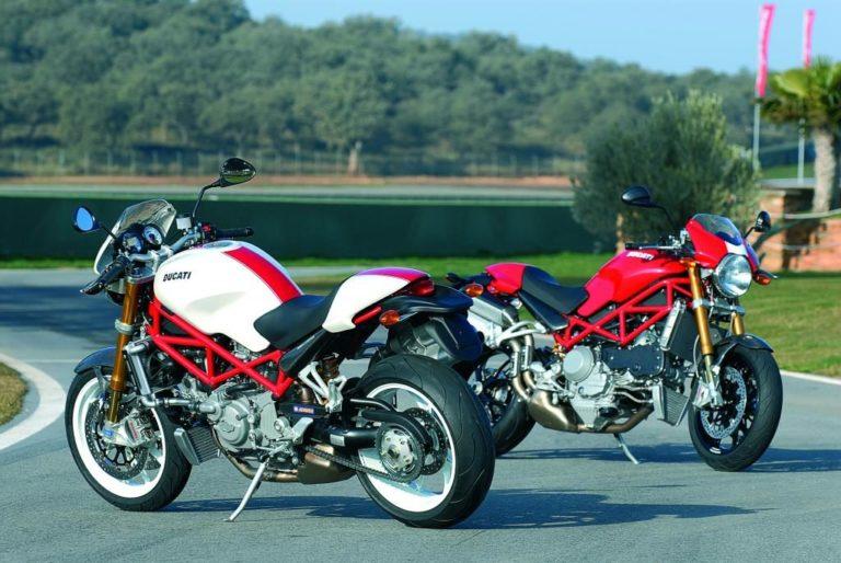 Ducati Monster S4Rs: Terrifiante