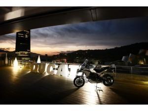 Ducati Multistrada 2013 : tous pour une… et une pour tous