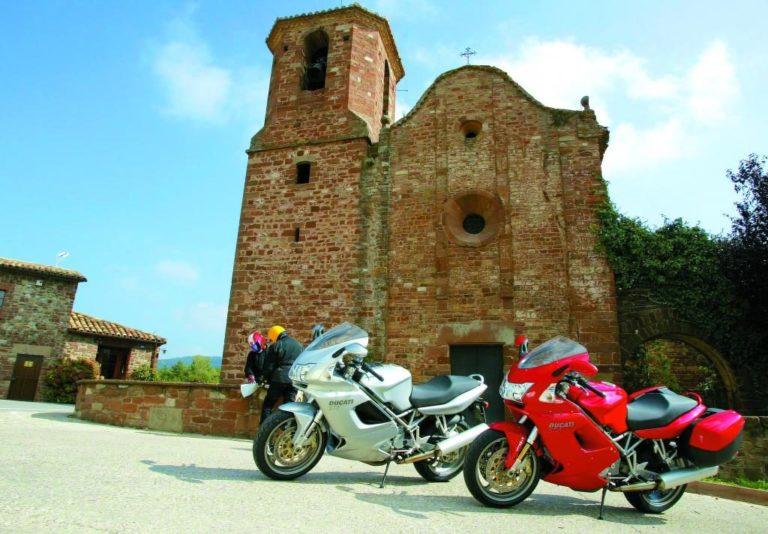 Ducati ST3: Une vocation de routière
