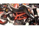 KTM Duke 390 2012