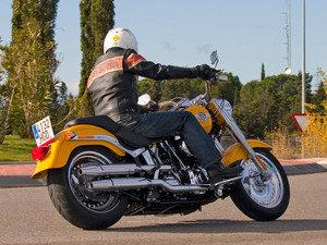 Harley Davidson Fat Boy : une icône de plus de vingt ans