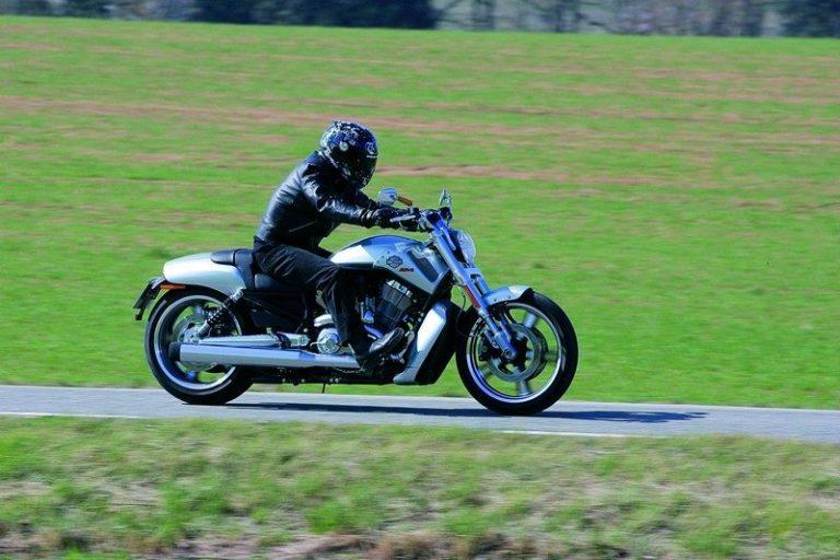 Harley Davidson VRSCF V-Rod Muscle: Terminator