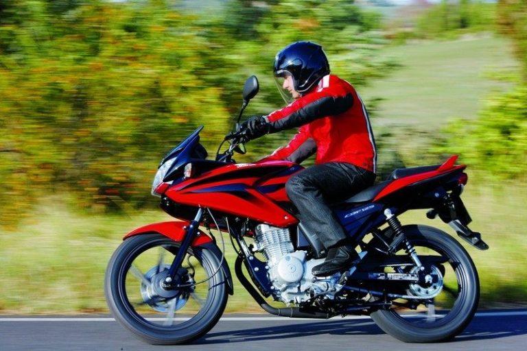 Honda CBF 125: la moto anticrise de Honda