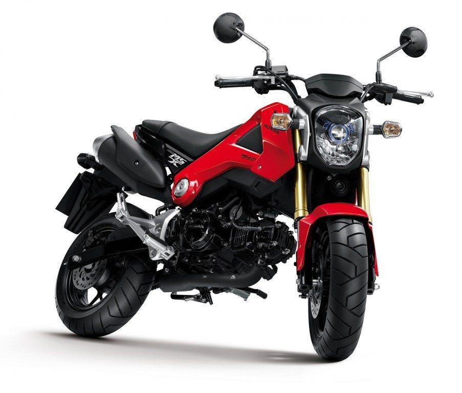 Honda MSX 125 : La petite surprise