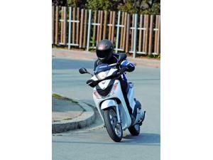 Honda SH 125i: Le meilleur Scoopy 2009
