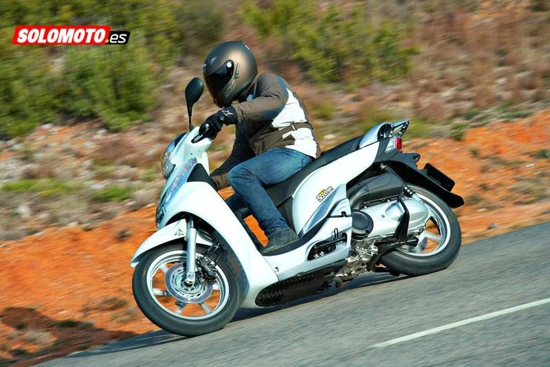 Honda SH 300i C-ABS, encore plus efficace