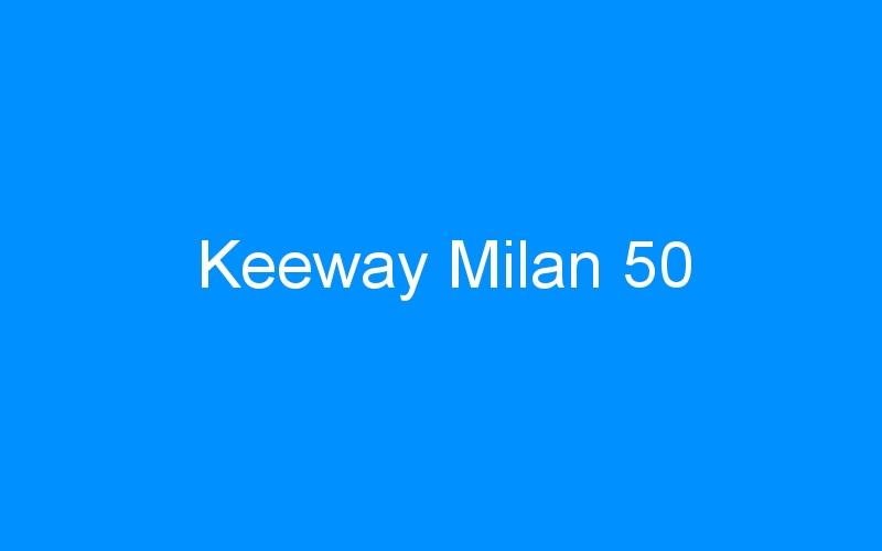 Keeway Milan 50