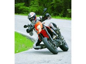 KTM SMC 690: La course au quotidien