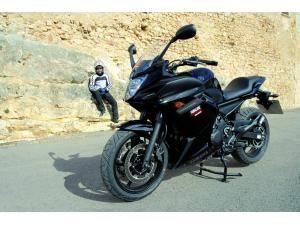 La Yamaha XJ6 Diversion F: identique? Non, meilleure
