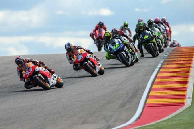 Márquez remporte le GP d'Aragon