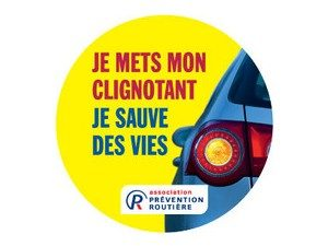 Mettez votre clignotant', résolution 2013 pour la Prévention Routière