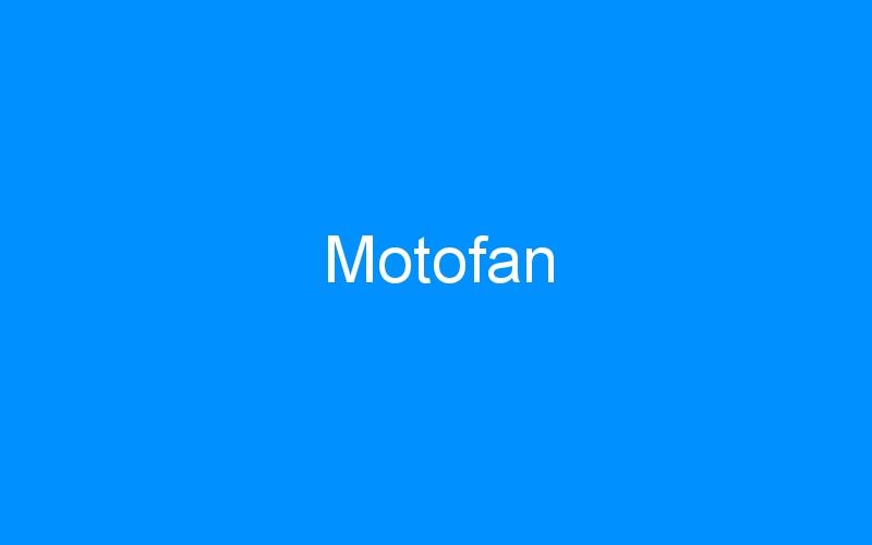 Motofan