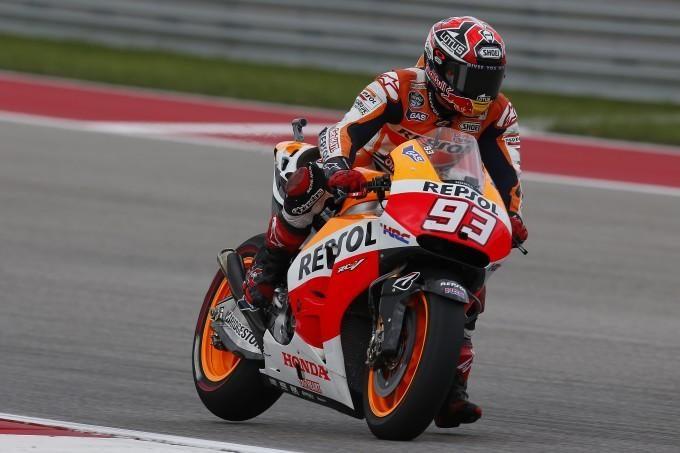 MotoGP – Amériques : Márquez vainqueur à Austin