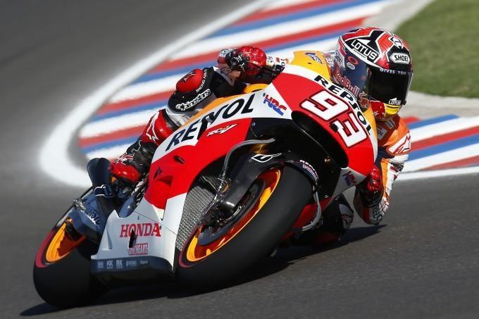 MotoGP – Argentine : Márquez continue son envolée