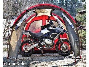 MOTOTENT : une tente fonctionnelle pour les motards