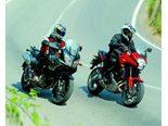 Kawasaki Versys 2008