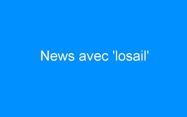 News avec 'losail'