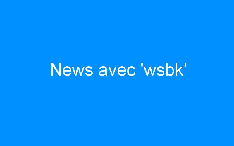 News avec 'wsbk'