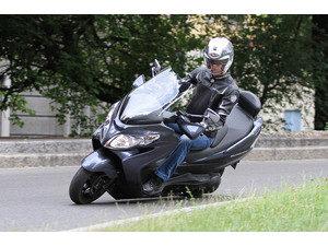 Suzuki Burgman 400 ABS : le pionnier invincible