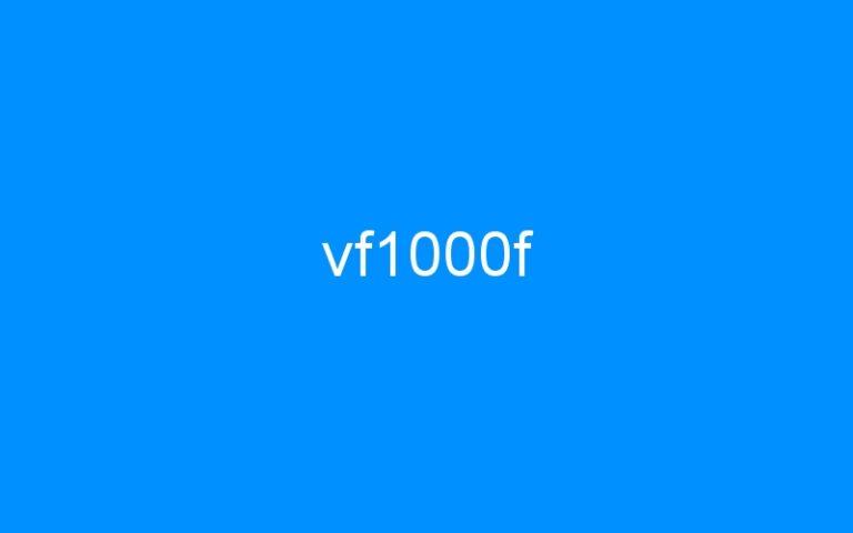 vf1000f