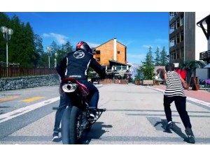 News avec 'stunt moto'