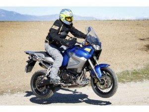 Yamaha X 1200 Z Super-Ténéré : une belle renaissance