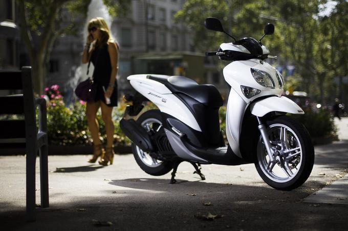 Yamaha X-Enter 125 : à bientôt camarade… 2012
