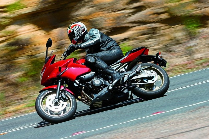 Yamaha XJ 600 Diversion:Un retour opportun 2009