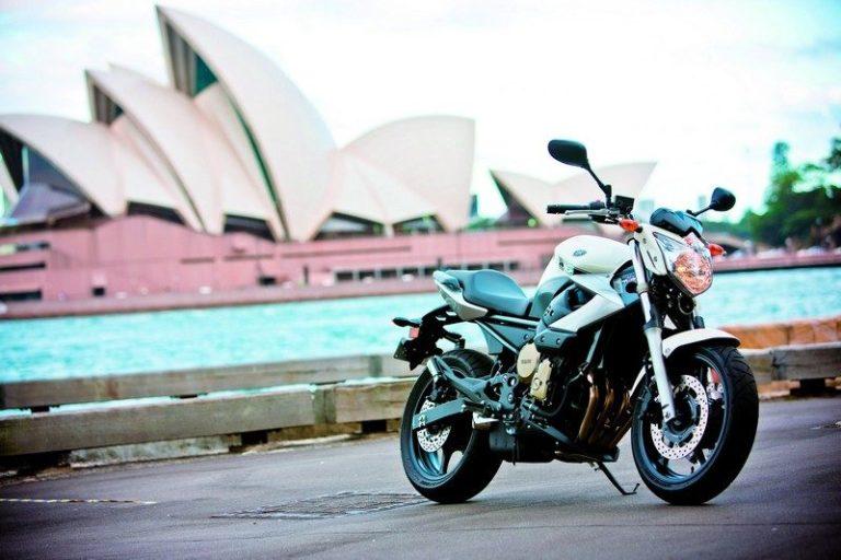 Yamaha XJ 600: Une grande moto à bon prix 2009